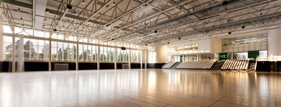schmidt hammer lassen architects-Birkerød Sports and Leisure Centre