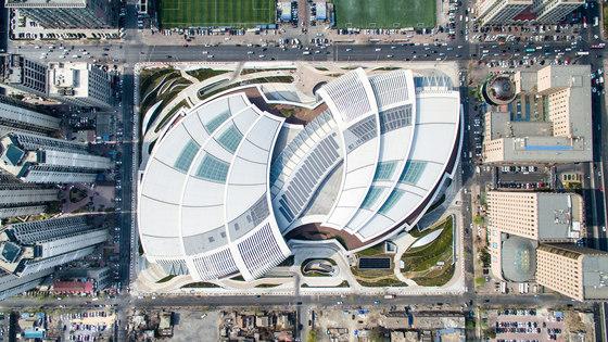 Olympia 66 Dalian by Aedas   Shopping centres