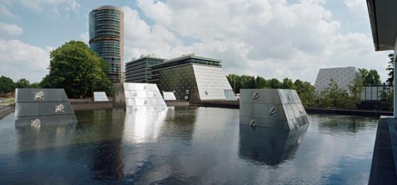 Central Dutch Tax Office de Neutelings Riedijk Architecten | Edificios administrativos