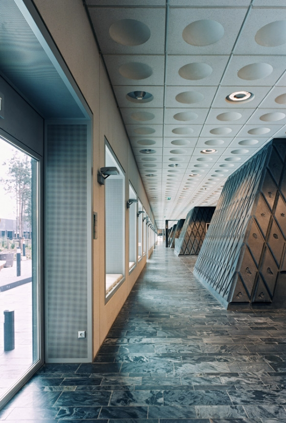 Central Dutch Tax Office by Neutelings Riedijk Architecten | Administration buildings