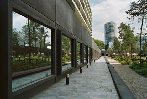 Central Dutch Tax Office de Neutelings Riedijk Architecten | Bâtiments administratifs