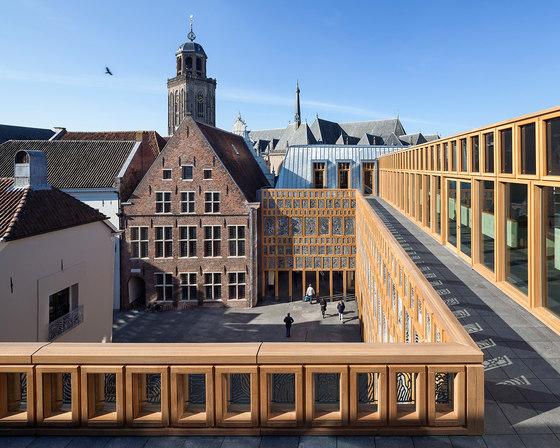 Deventer City Hall by Neutelings Riedijk Architecten | Administration buildings