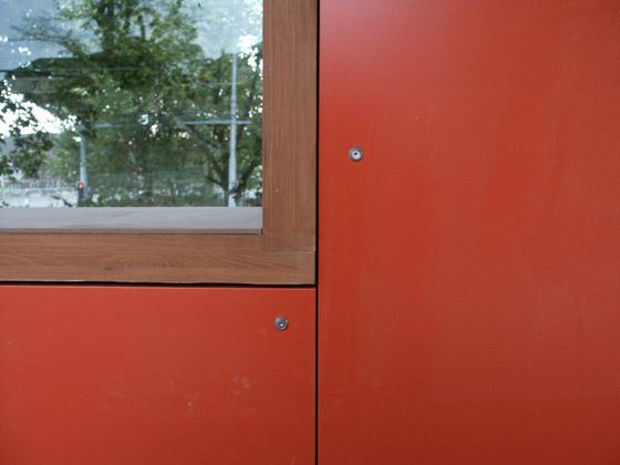 ernst niklaus fausch architekten-Pausenhalle und Lärmschutz