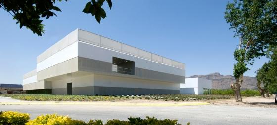 Edificio De Investigacion Entre Limoneros by SUBARQUITECTURA | Administration buildings
