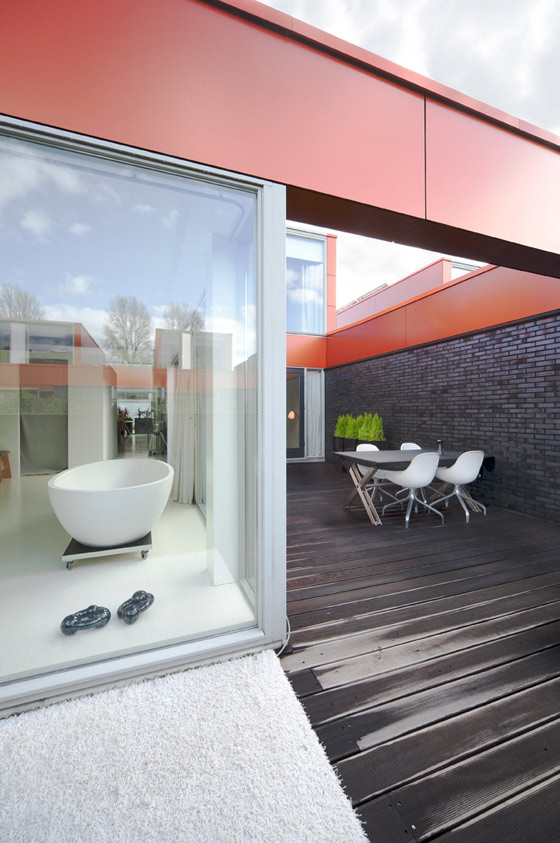 Paswerk by Architectuurstudio Herman Hertzberger HH | Semi-detached houses