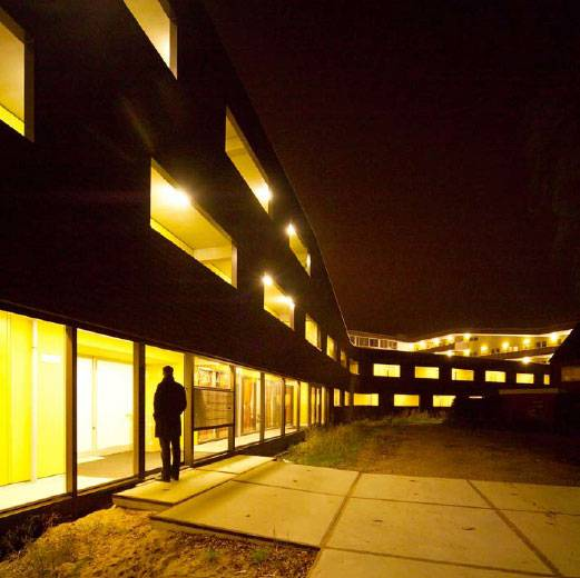 De Salamander by LOOS ARCHITECTS | Apartment blocks