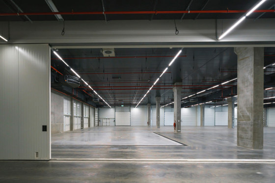 RAI Car Park by Benthem Crouwel Architects | Infrastructure buildings