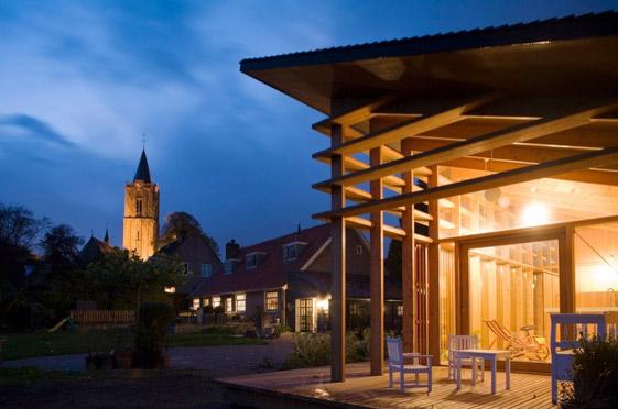 Lightcatcher di Rooijakkers + Tomesen Architecten | Case unifamiliari