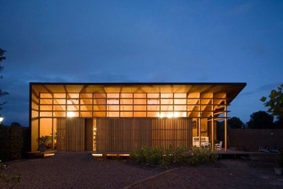 Lightcatcher von Rooijakkers + Tomesen Architecten | Einfamilienhäuser