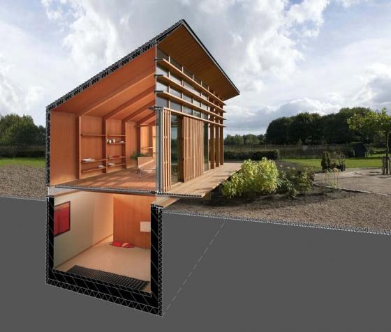 Lightcatcher by Rooijakkers + Tomesen Architecten | Detached houses