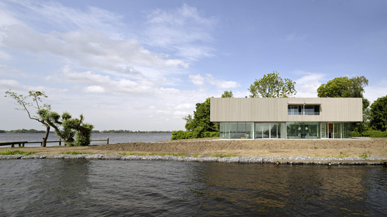Villa Röling by Paul de Ruiter | Detached houses