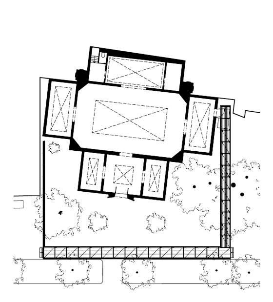 'After the Party', Venice Biennale 2008 de Office Kersten Geers David Van Severen | Bâtiments provisoires