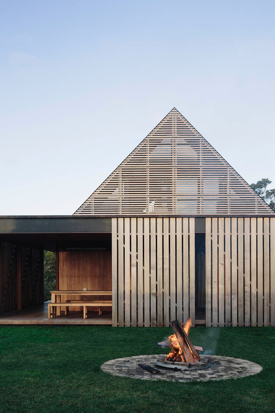 Forest House by Fearon Hay Architects | Detached houses