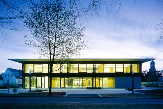 Lernförderschule Vohenstrauss by löhle neubauer architekten | Schools
