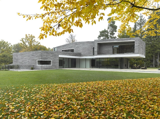 House M by Titus Bernhard | Detached houses
