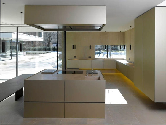 House M di Titus Bernhard | Case unifamiliari