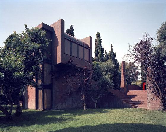 Casa familiar de Ricardo Bofill   Casas Unifamiliares