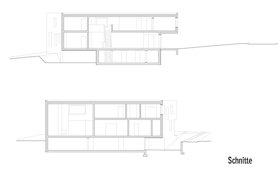 A house for art de Luca Selva Architekt | Casas Unifamiliares