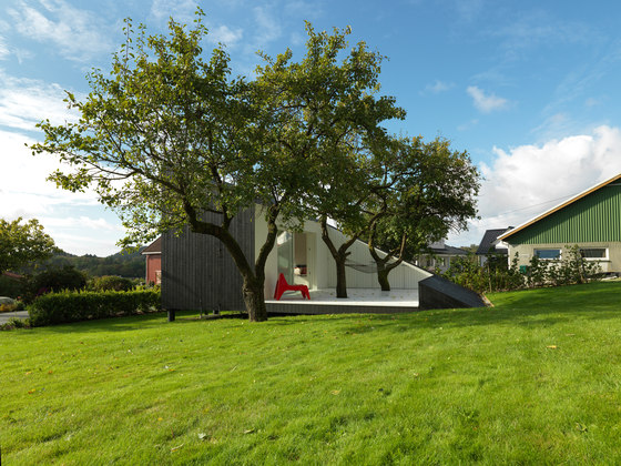 Slice by Saunders Architecture | Detached houses