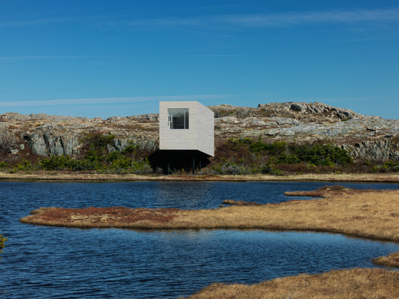 Bridge Studio von Saunders Architecture | Einfamilienhäuser