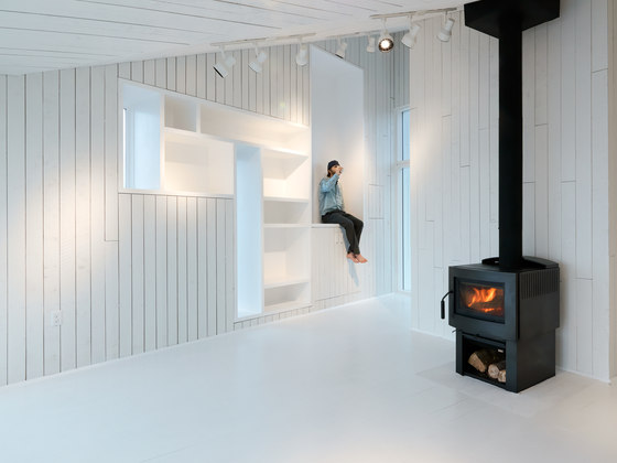Squish Studio by Saunders Architecture   Detached houses