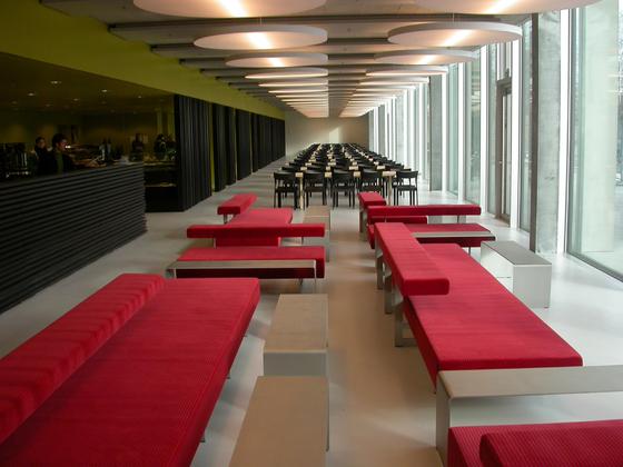Wylerpark von Rolf Mühlethaler Architekt BSA SIA | Mehrfamilienhäuser