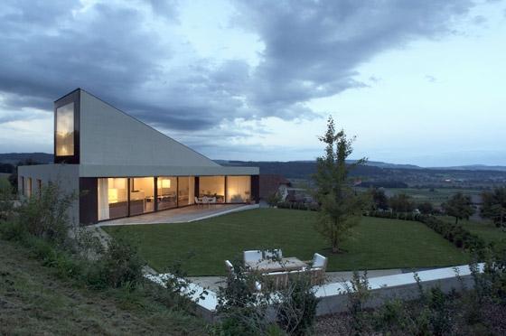 Haus Moosweg de Liechti Graf Zumsteg Architekten | Maisons particulières