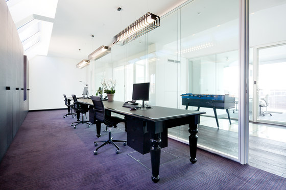 Prowinko by Conix Architects | Office facilities