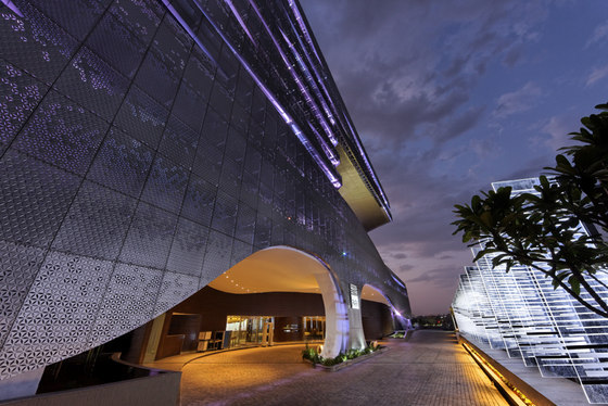 The Park Hotel Hyderabad by SOM - Skidmore, Owings & Merrill   Hotels