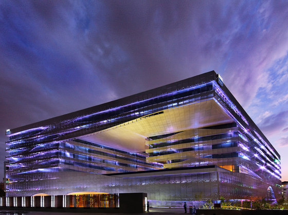 The Park Hotel Hyderabad By Som Skidmore Owings