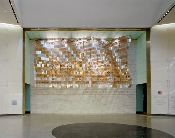 SOM - Skidmore, Owings & Merrill-Smithsonian National Museum of American History Renovation