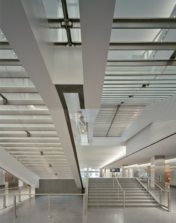 Smithsonian National Museum of American History Renovation by SOM - Skidmore, Owings & Merrill | Museums