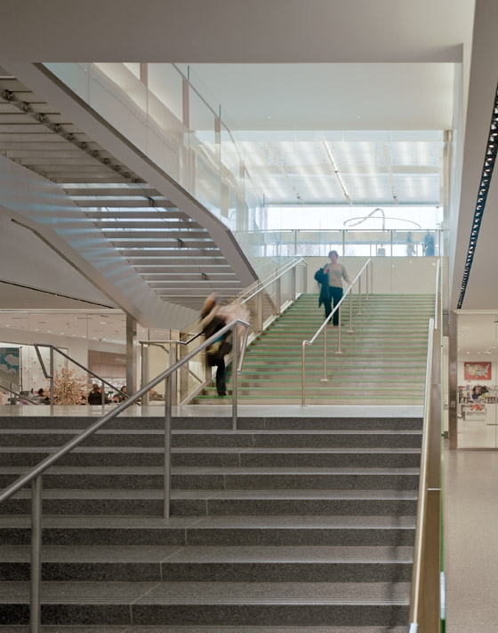 SOM - Skidmore, Owings & Merrill-Smithsonian National Museum of American History Renovation