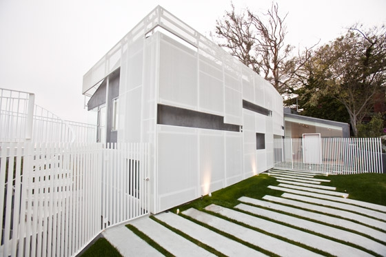 Jovanovic Residence by LOHA Lorcan O'Herlihy Architects | Detached houses