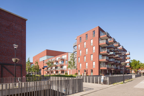 Masterplan Villa Industria de Mecanoo | Immeubles
