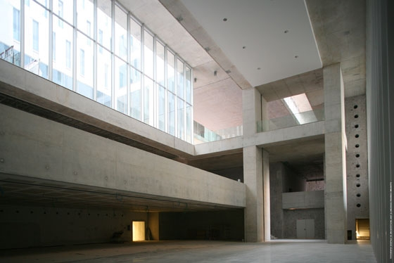 Universit luigi bocconi by grafton architects universities for Grafton architects