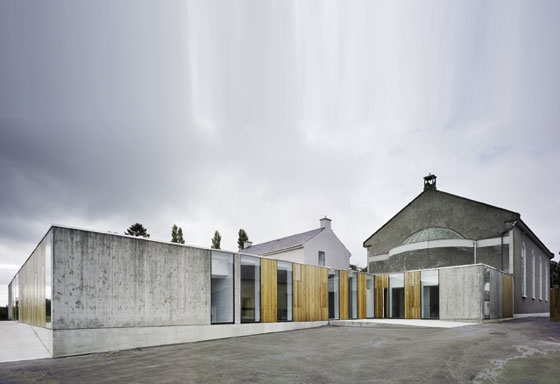 Knocktopher Friary by ODOS architects / O'Shea Design Partnership | Church architecture / community centres