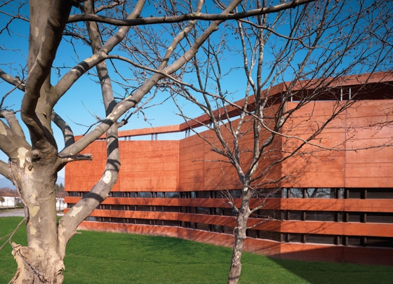 Curno Public Library and Auditorium by Archea Associati | Universities