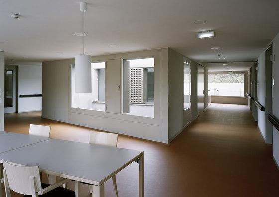 Alters- und Pflegeheim Homburg von Boegli Kramp Architekten | Krankenhäuser
