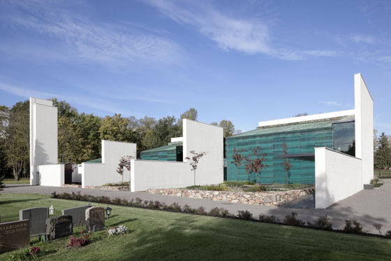 Chapel of St.Lawrence by Avanto Architects | Church architecture / community centres