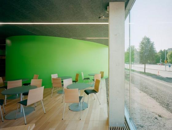 HÄMEENLINNA PROVINCIAL ARCHIVE by HEIKKINEN-KOMONEN-ARCHITECTS | Administration buildings