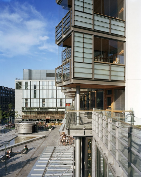 Kamppi Centre de Helin & Co Architects | Centres commercial