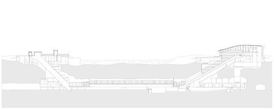 Western Metro, Koivusaari Station by Helin & Co Architects | Railway stations