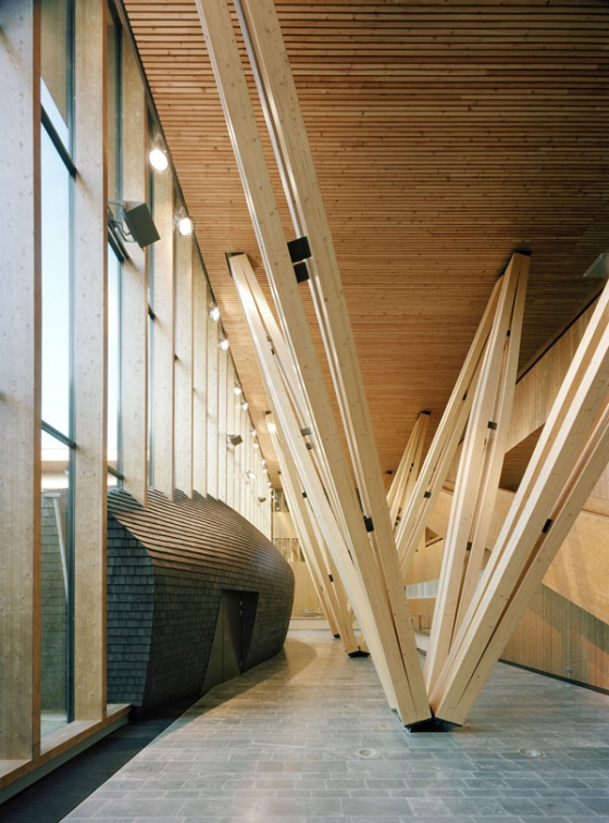 SARC Architects-METLA - Finnish Forest Research Institute