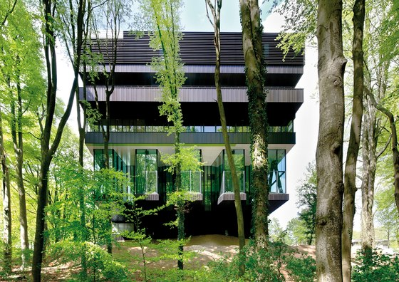 Rehabilitation Centre Groot Klimmendaal by Koen van Velsen Architectenbureau | Hospitals