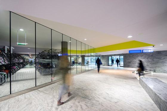 Public Transport Terminal Breda by Koen van Velsen architecten | Railway stations