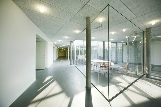 Healthcare, Psychiatric Hospital by JDS Architects | Hospitals