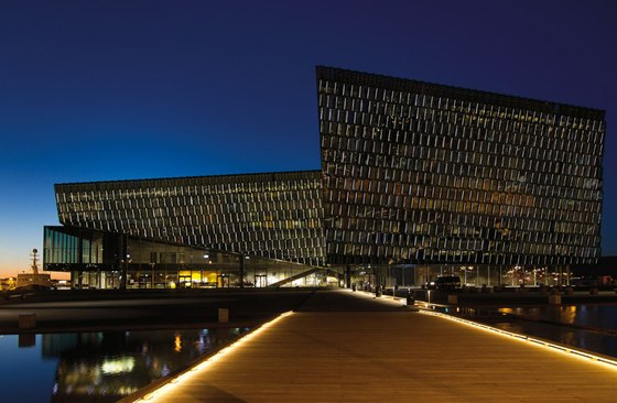Harpa Concert & Conference Centre by Henning Larsen Architects | Concert halls