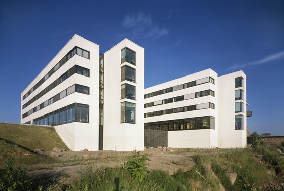 Max Planck Institute for Demographic Research by Henning Larsen Architects | Office buildings