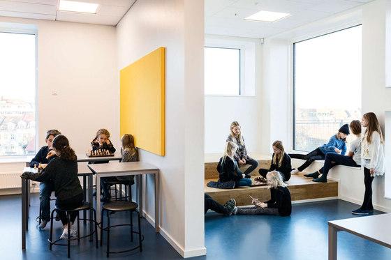Frederiksbjerg School de Henning Larsen Architects | Escuelas